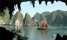 Bestselling Halong bay tour