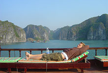 Hanoi halong bay tour reviews