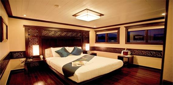 halong cruise reviews