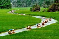 Best Vietnam countryside tour from Hanoi